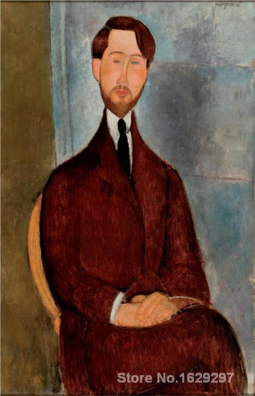портрет кота леопольда