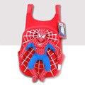 2017 Lindo 3D Spiderman Niños Del Bolso de Escuela Niños Mochila Niños Bolsas Escuela de Dibujos Animados Mochilas Mochilas Escolar Infantil Del Niño Del Bebé