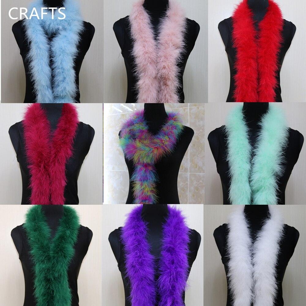 Wholesale 2M Fluffy Super Quality Turkish Python DIY Evening/Carnival Costume/evening Boa Shawl 50g/bar