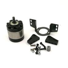 AXSPEED D90 Gearbox Aluminum Center 1 10 font b Car b font D90 Gearbox 1 5