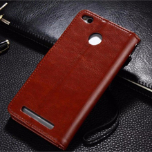 For Xiaomi Redmi 3s case cover Luxury flip leather for 4 Pro 4A Prime