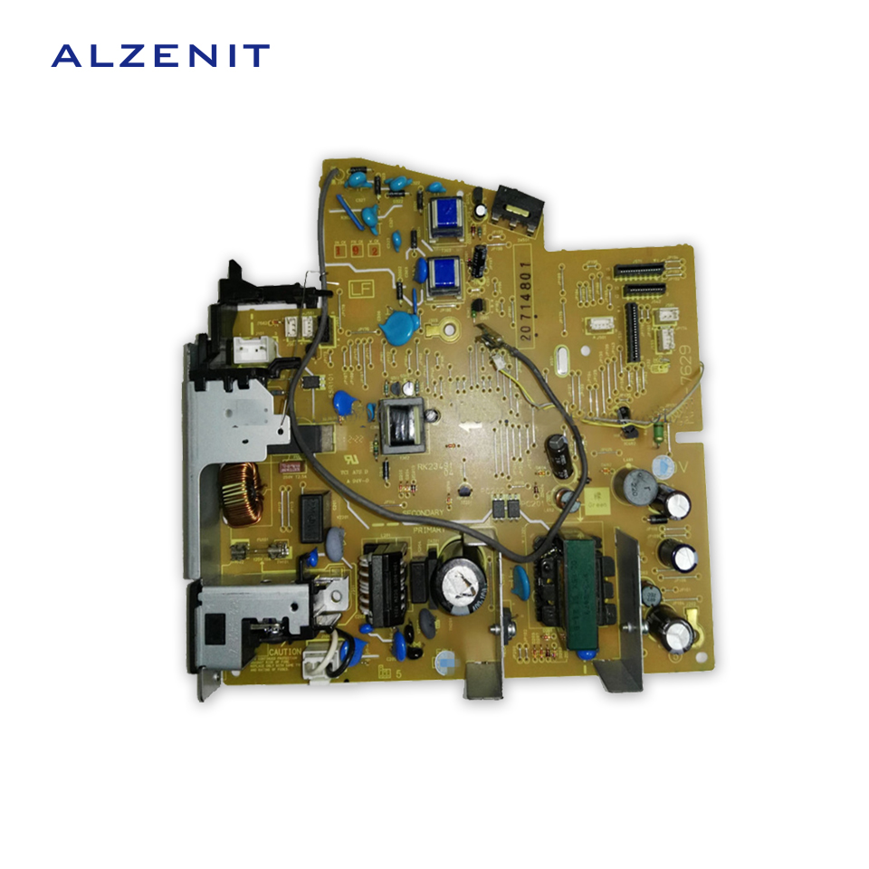 For HP LaserJet 1536 M1536 Original Used Power Supply Board Printer Parts 220V On Sale new fashion women minaudiere fashion evening bags ladies wedding party floral clutch bag crystal diamonds purses smyzh e0122