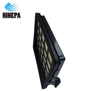Image 3 - 2pcs HEPA Filters for Philips Easylife FC8071/01 FC8140 FC8141 FC8142 FC8143 FC8144 FC8146 FC8147 FC8148 Vacuum Cleaner Parts