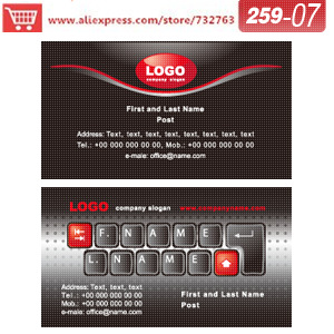 0259 07 business card template for paper card suppliers dj 0259 07 business card template for paper card suppliers dj business cards creative name cards in business cards from office school supplies on reheart Image collections