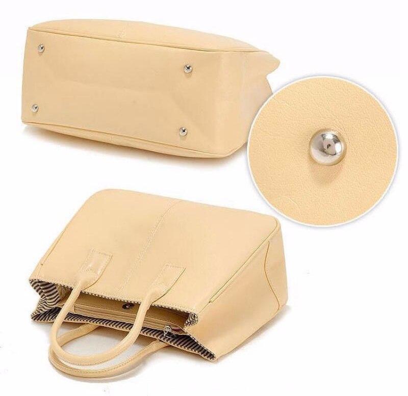 bolsa de couro pu bolsala Modelo Número : Gbh055
