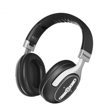 High End Quality Headphones Active Noise Cancelling Wireless or Wired Csr8645 Apt-X Hifi Bluetooth 4.1 Gamer Headset for Laptop