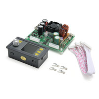 New DPS5015 Constant Voltage Current Step Down Programmable Digital Power Supply Buck Voltage Converter Color LCD