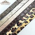 10 ММ печати леопарда кожаный шнур/ювелирные аксессуары/diy аксессуары/ювелирных изделий/ювелирных материалов/Etsy поставщик