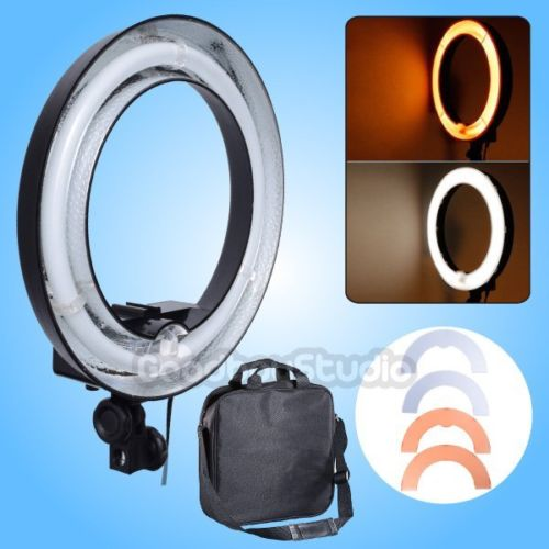 Studio 400W 5500K 34cm Undimmable Diva Ring Light Lamp w/ Color Filter for Photography Photo Video Lighting 200V~240V 1pc 150w 220v 5500k e27 photo studio bulb video light photography daylight lamp for digital camera photography
