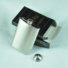 Men carry portable 10 oz Stainless steel flagon (school funnel) 148g