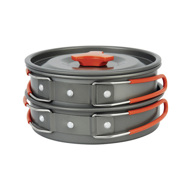 Portable Camping Cooking Set