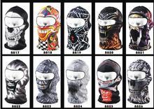 New 2017 3D Animal Active Outdoor Sports Bicycle Cycling Motorcycle Masks Ski Hood Hat Veil Balaclava UV Protect Full Face Mask