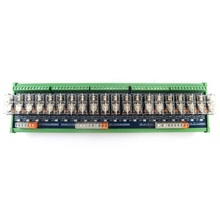 цена на 20-way relay module omron OMRON 10A multi-channel solid state relay plc amplifier board