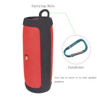 Case For JBL Charge 3 The Case For JBL Charge3 Has Customized Press Button Icons For