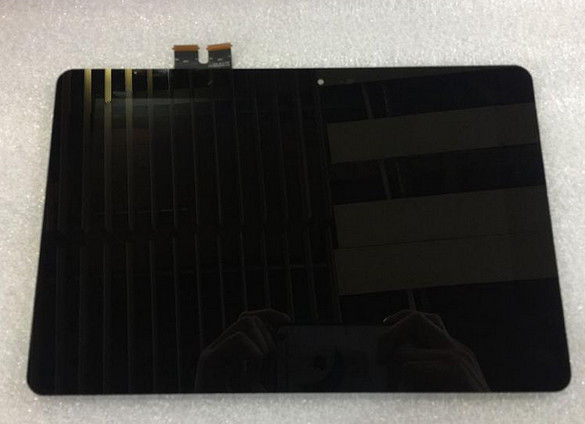 Replacement New LCD Display Touch Screen Assembly For ASUS Transformer Book T1Chi T100Chi T1 CHI T100 CHI Black Free Shipping in stock black zenfone 6 lcd display and touch screen assembly with frame for asus zenfone 6 free shipping