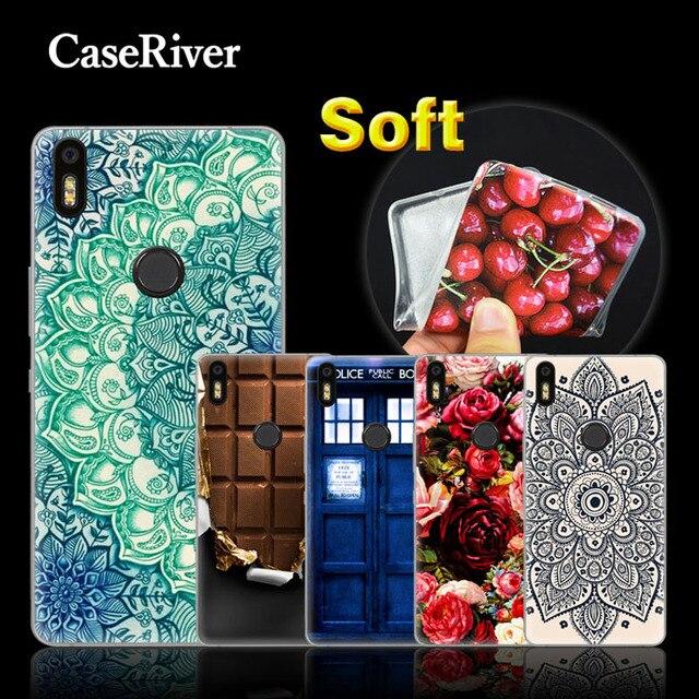 CaseRiver BQ Aquaris X5 Plus Case Cover, Soft Silicone Case Cover for BQ Aquaris X5 Plus / X 5 Plus / X5Plus Cell Phone Cases