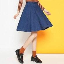 White denim skirt online shopping-the world largest white denim ...