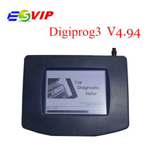 v4.94 digiprog 3 Odometer Programmer obd version with ST01 ST04 cable Digiprog3 odometer correction tool  digiprog III