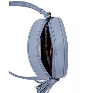 Image 5 - MIYACO bandoleras cruzadas para mujer, bolsos de hombro redondos informales, bandoleras para chicas, bolsos cruzados para el cuerpo, novedad primavera 2019