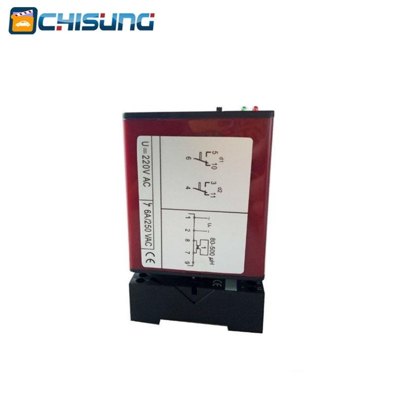 Chisung Car Park Barrier System Single Loop Detector