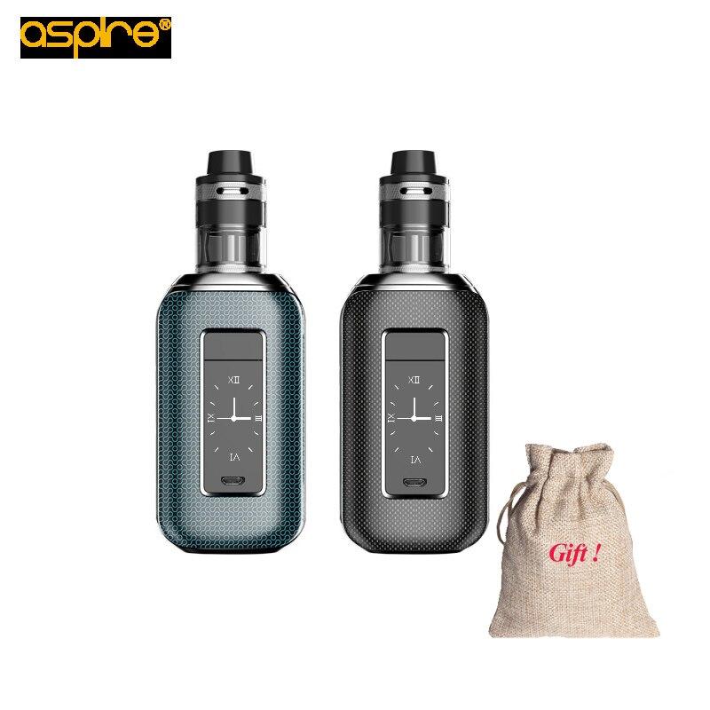 Aspire SkyStar Revvo Kit 3.6 ml Vape Tank 0.1-0.16ohm Spoelen 18650 - Elektronische sigaretten