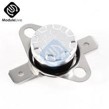 KSD301 65 * C / 149 * F grados Celsius N.C. Termostato de interruptor de temperatura, 250V, 10A