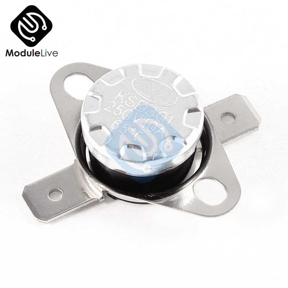 KSD301 65 * C/149 * F градусов по Цельсию N.C. Термостат с температурным переключателем 250 V 10A