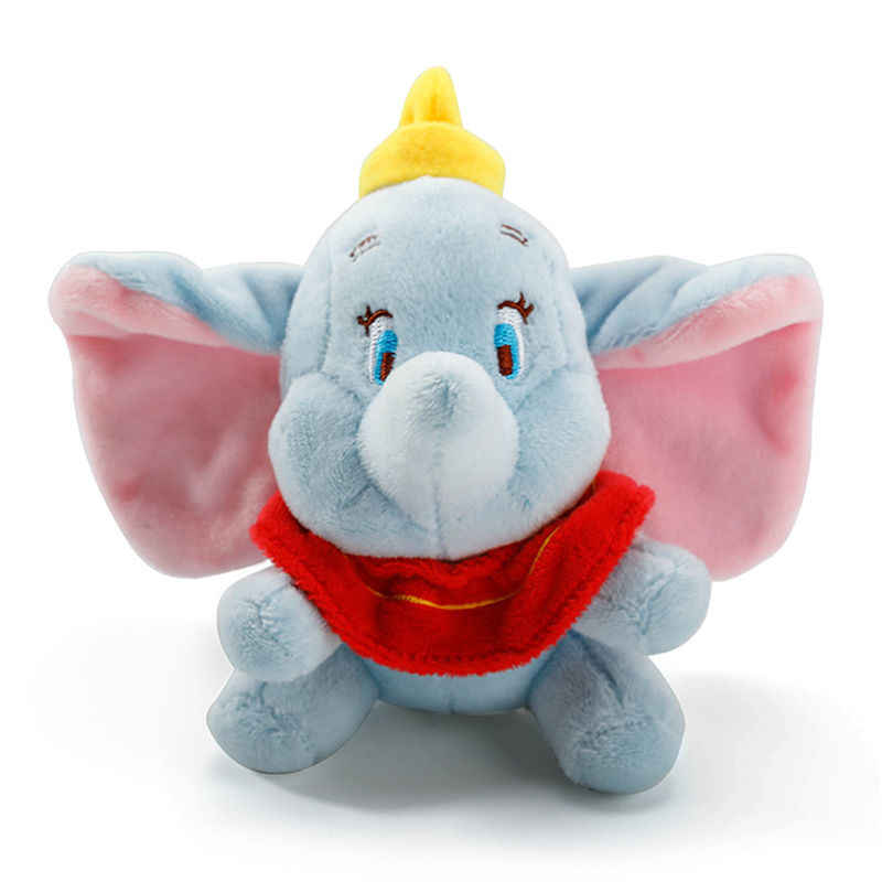 12cm Dumbo Elephant cute Plush Toys Stuffed Animals Soft Toys for baby Gift stuffed doll for kids toys
