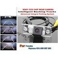 Для Porsche Cayenne 9 PA 955 957 958 Умные Треков Чип камера/HD CCD Интеллектуальный Динамический Парковка Вид Сзади Автомобиля камера