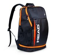 2b83a54d92d Terylene Original Head Tennis Racket Bag Large Capacity 3 Rackets Tennis Bag  Original HEAD Tennis Backpack