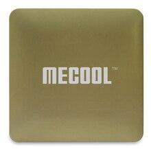 MECOOL HM8 TV Box Amlogic S905X Quad Core 64 Bit Android 6.0 Smart Mini PC 1GB RAM+8GB ROM 4K TV Set Top Box wifi