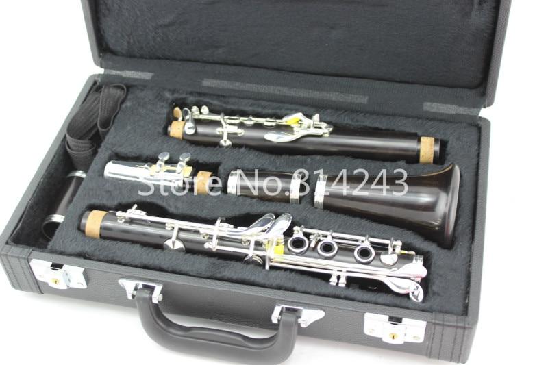 Brand 2018 New Buffet A Flat Professional Crampon Wood Clarinet Sandalwood Ebony Clarinet A Flat Student Model Bakelite цена