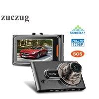 Mini Car DVR With Ambarella A7LA50 Chip Car DVR Video Recorder Full HD 2304 1296 30fps