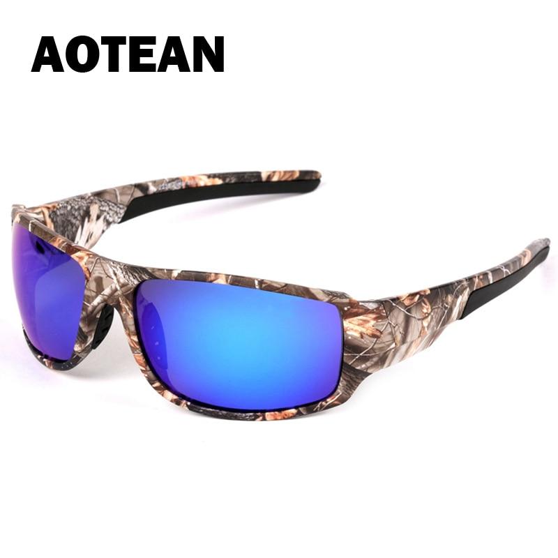 2018 Men's Camo Polarized Sunglasses Driving Glasses Camo Men Women Brand Designer Uv400 Goggles Glasses Fishing Hunting Eyewear Superior Performance