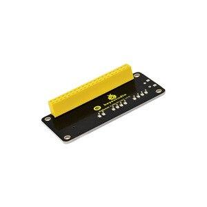 Image 4 - Keyestudio 5V ReSpeaker 2 Mic Pi HUT V 1,0 Expansion Board Für Raspberry Pi 4B/Null/Null W/B +/3B +/3B