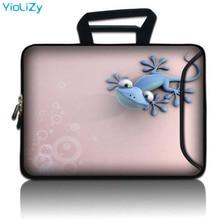 Portable briefcase 9.7 10.1 12 13.3 14.1 15.6 17.3 notebook Sleeve Sma