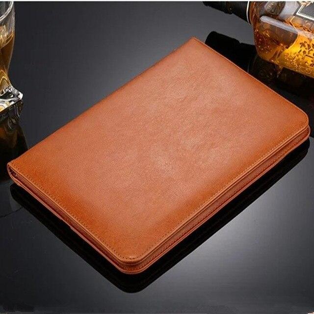 Роскошные Кожаные Case Для Apple iPad 2 Tablet Для iPad 4 кожа case Защитная крышка для ipad 3 С Магнитной Авто Проснуться Сна