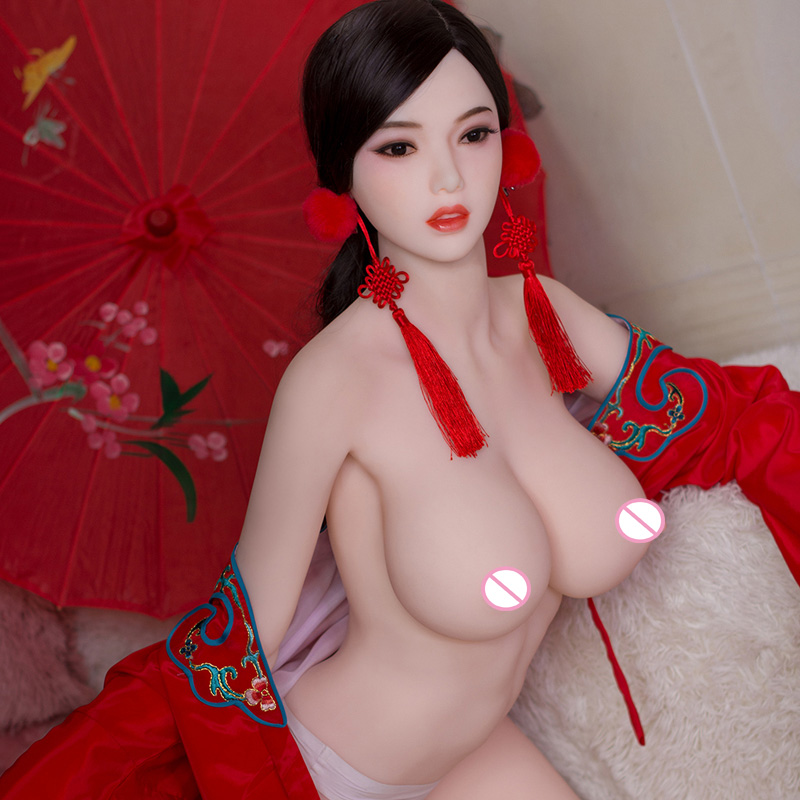 <font><b>170cm</b></font> Top quality real silicone <font><b>sex</b></font> <font><b>dolls</b></font> lifelike full <font><b>big</b></font> <font><b>breast</b></font> love <font><b>doll</b></font> oral vagina pussy adult sexy toys for men image