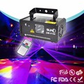 Дистанционного 150 МВт Фиолетовый Фиолетовый Лазерный Линейный Сканер Проектор Профессиональный Сценический Эффект Освещения DMX512 DJ Xmas Партия Дискотека Световое шоу
