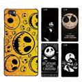 Jack Skellington The Nightmare Before Christmas Hard Case Black Cover Scrub for Huawei P8 P9 Lite Plus P7 Mate S 7 8 9