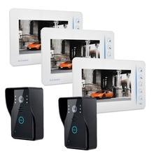 wired video font b door b font phone Doorbell HD font b Camera b font IR