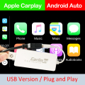 Carlinkit USB Smart Link Apple CarPlay Dongle for Android Navigation Player Mini USB Carplay Stick with Android Auto