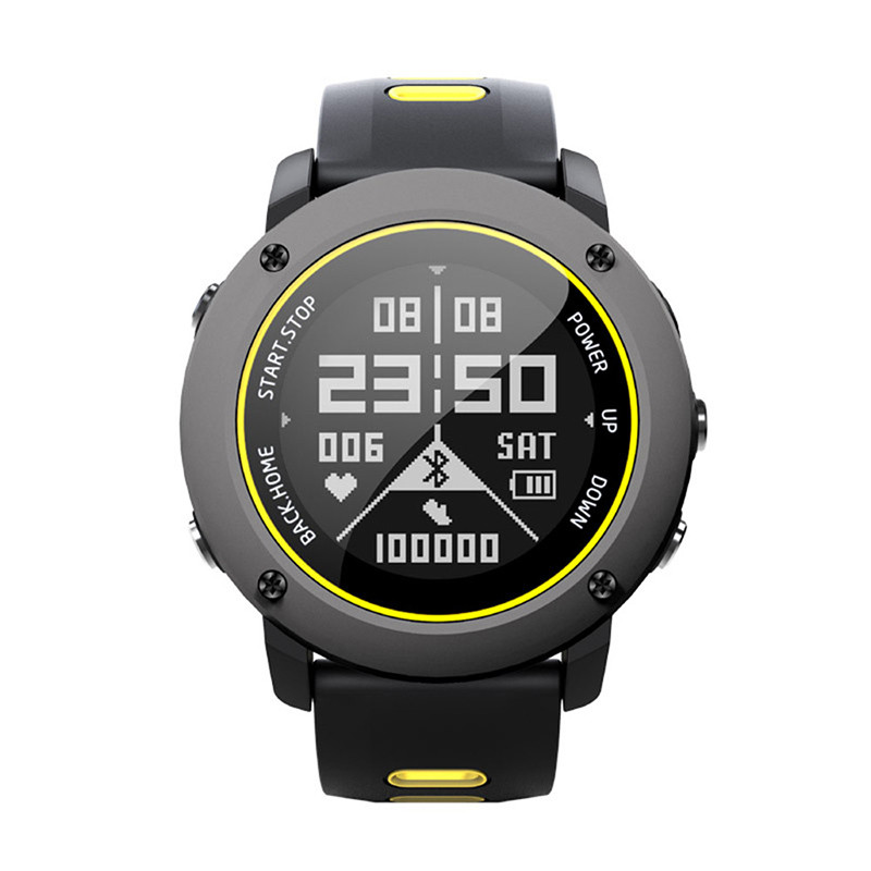 Luxury Uwear Smart Watch Outdoor Sports Running Ip68 Waterproof The Treadmill Watch For Android Phone Call Relogio Watches