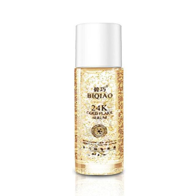 Suero dorado de 24K, ácido hialurónico, crema facial, suero hidratante, máscara antienvejecimiento, blanqueamiento de arrugas, cuidado de la piel