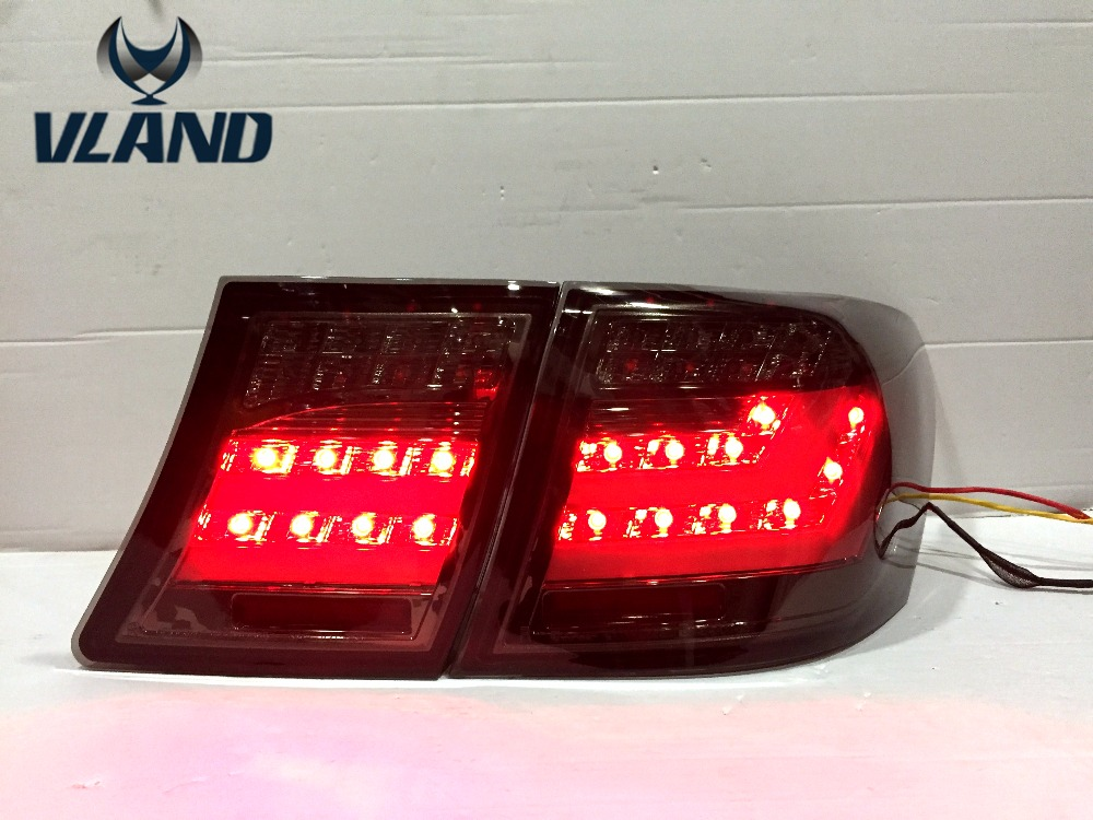 Free shipping for car LED tail lamp For Lexus LS460 LS600 Taillight year 2007-2013