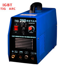 NEW IGBT DC INVERTER TIG MMA 250A WELDING MACHINE FREE SHIPPING free shipping nbc 500 igbt nbc350 welding machine main control board inverter welding machine circuit board