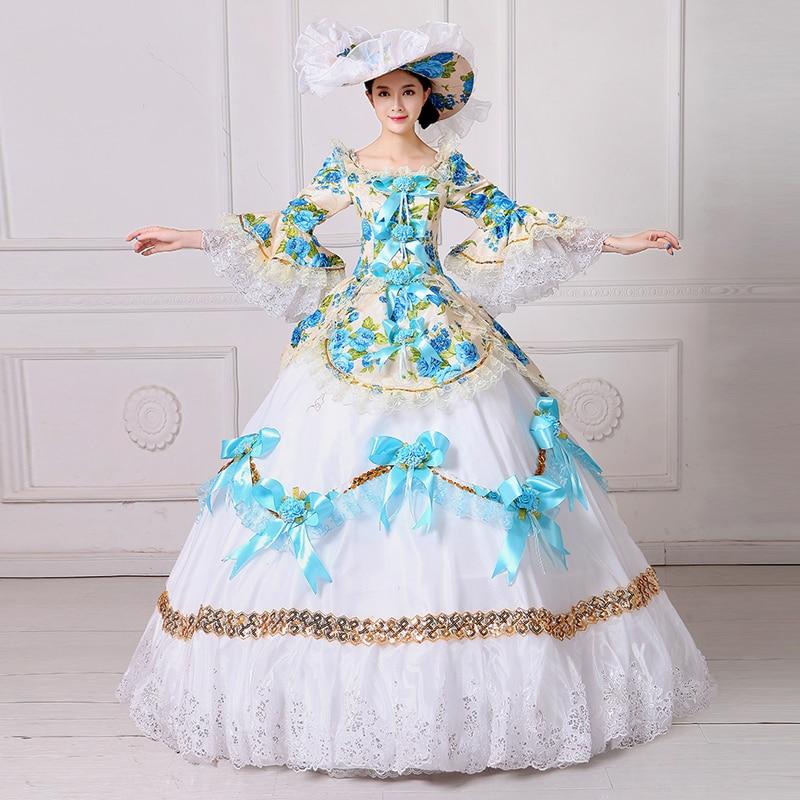 De Blanc Eleganc Théâtre Payty Pricess Vintage Robe Balle Soirée Classique ZwqZzrv