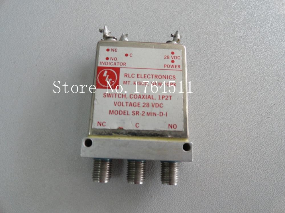 [BELLA] Supply RLC SR-2MIN-D-I SPDT DC-18GHZ 28V  --2PCS/LOT