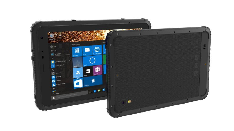 Us 598 8 China Rugged Tablet Pc Windows 10 Home 4gb Ram 64gb Rom Waterproof Dustproof Shockproof