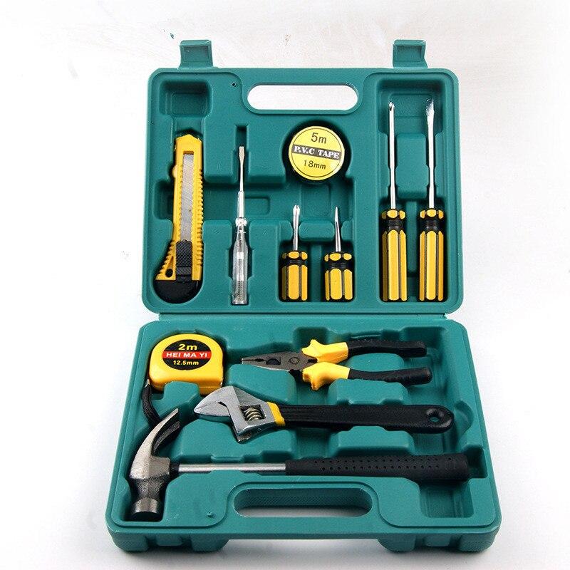 ФОТО kacytools 12pcs Cheap promotion gift tool kit  TS012A